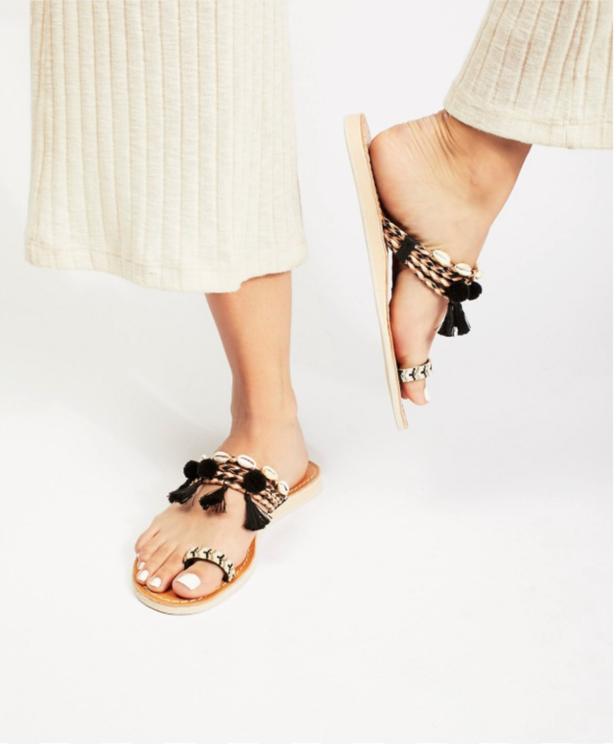 The Sandal Trend That Will Rule Summer @ acheekylifestyle.com by Val Banderman
