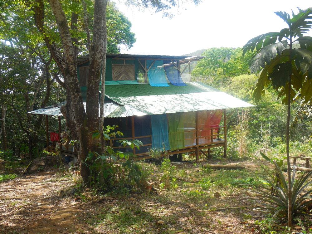 Casa bonita en la jungla