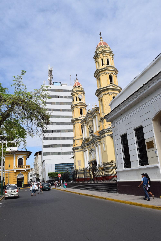 Downtown Piura