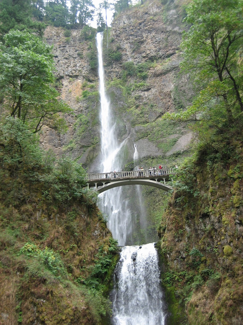 Multanomah Falls, Oregon