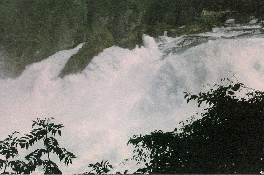 Rhine Falls, Germany