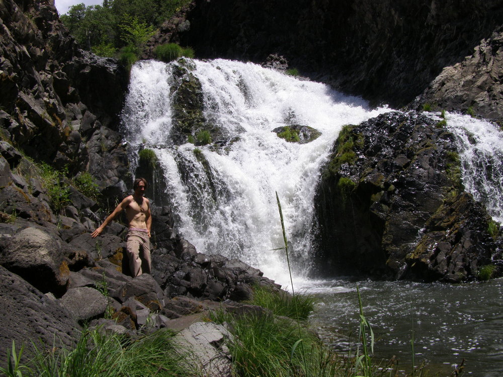 Jenny Creek, Northern California