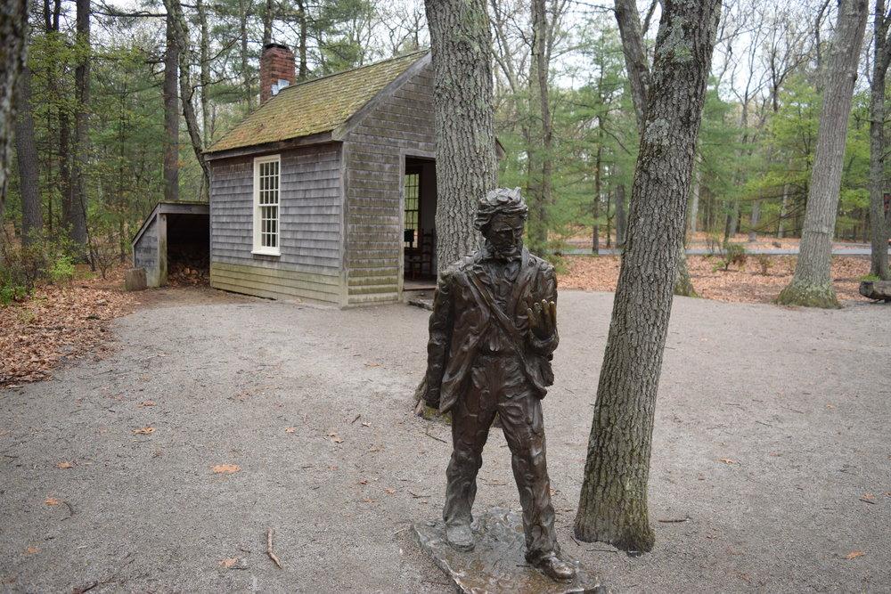 Monument to Thoreau