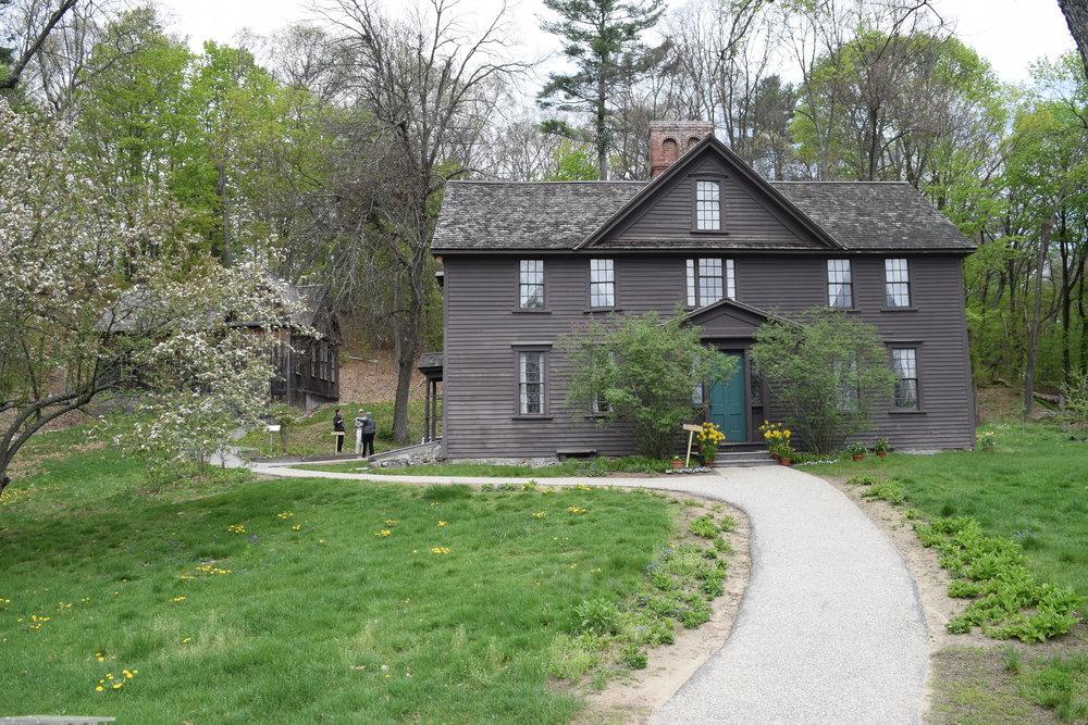 The Alcott Home