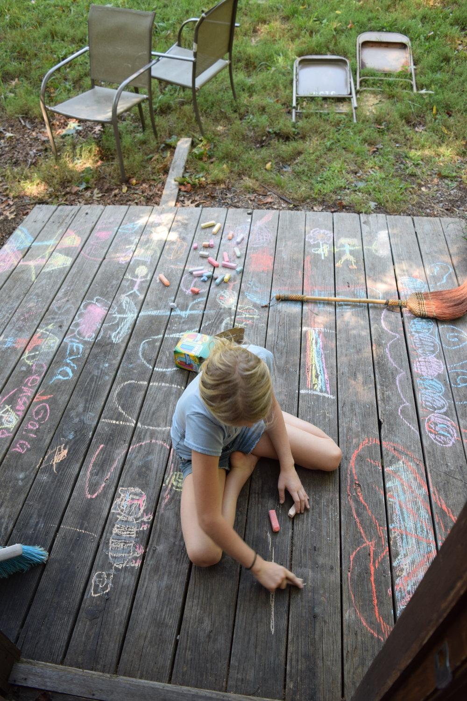 - Chalk Time