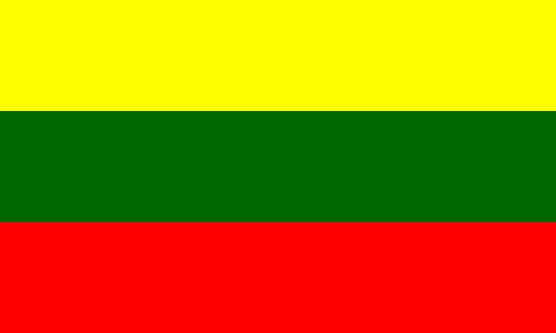 - Lithuania's Flag