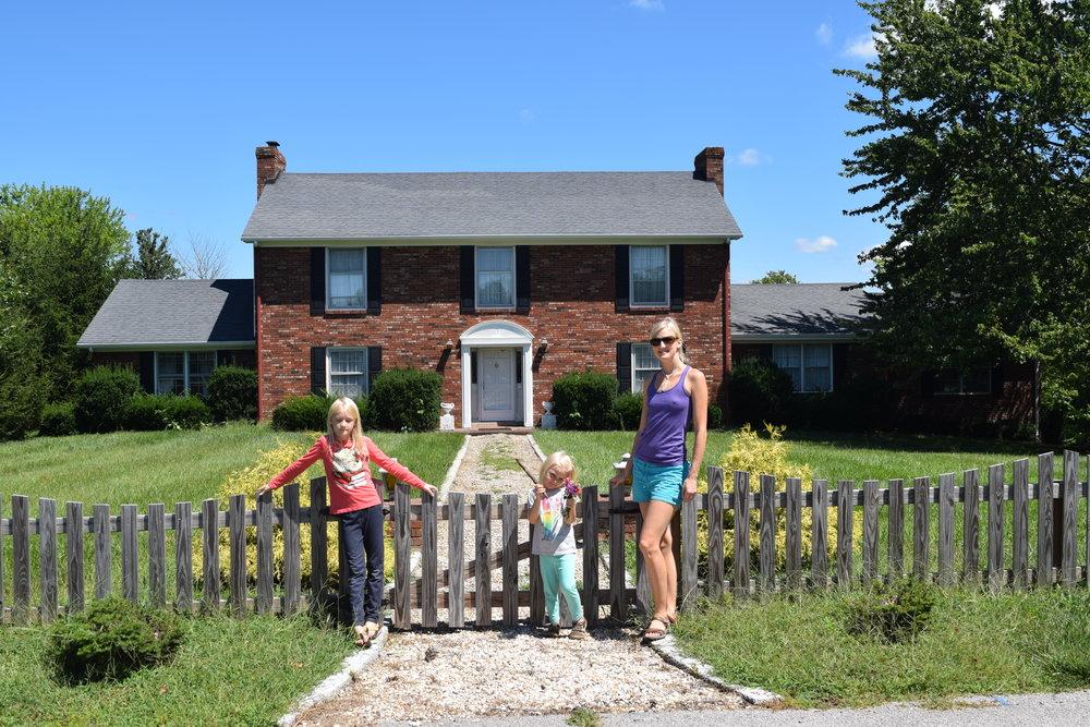 Visiting Richmond -