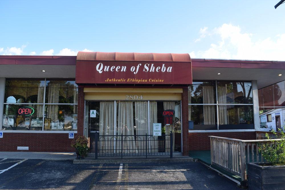 Queen of Sheba -