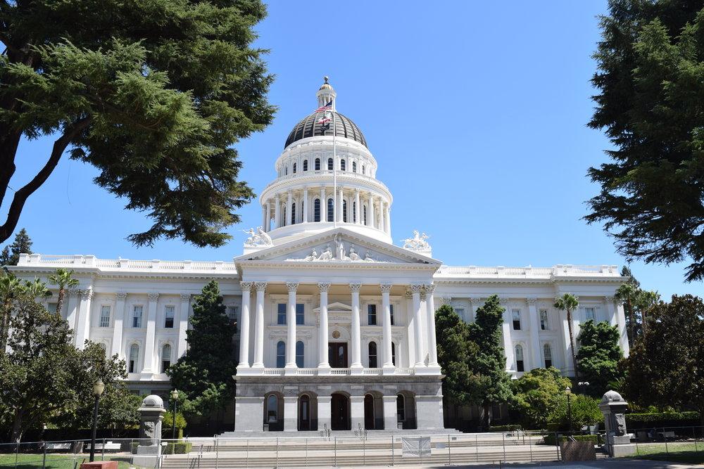 Capitol Building, Sacramento