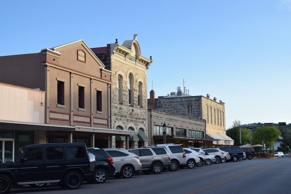 Downtown Kerrville