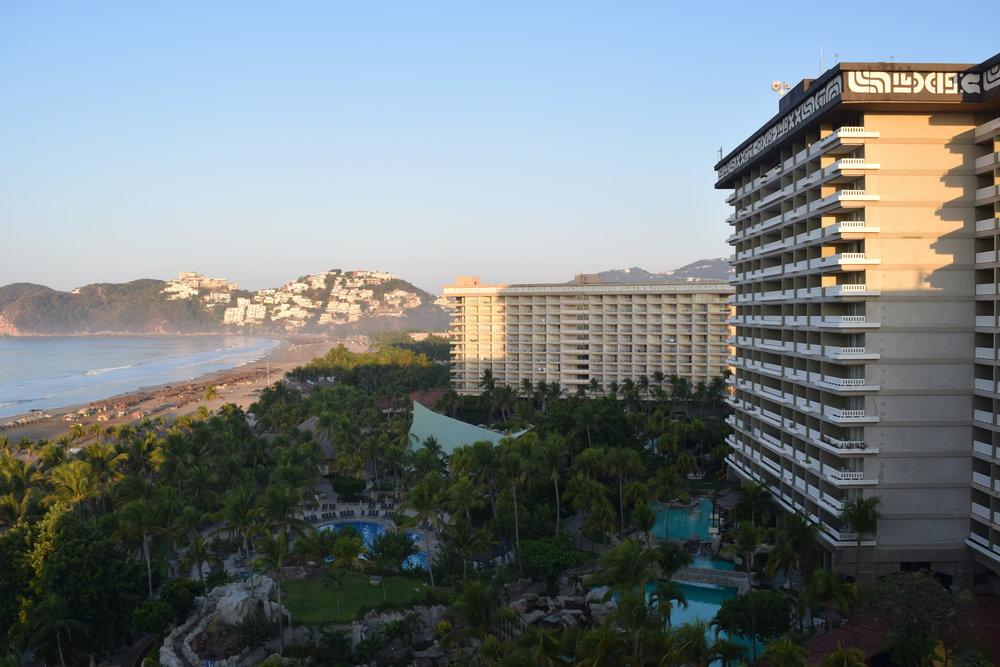 The Princess Hotel, host of Acapulco 2018