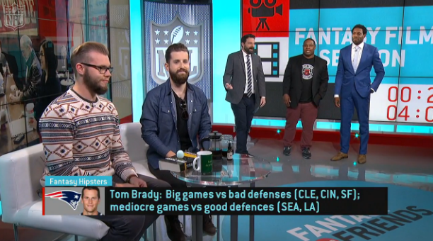 Video: Fantasy Hipsters on Tom Brady