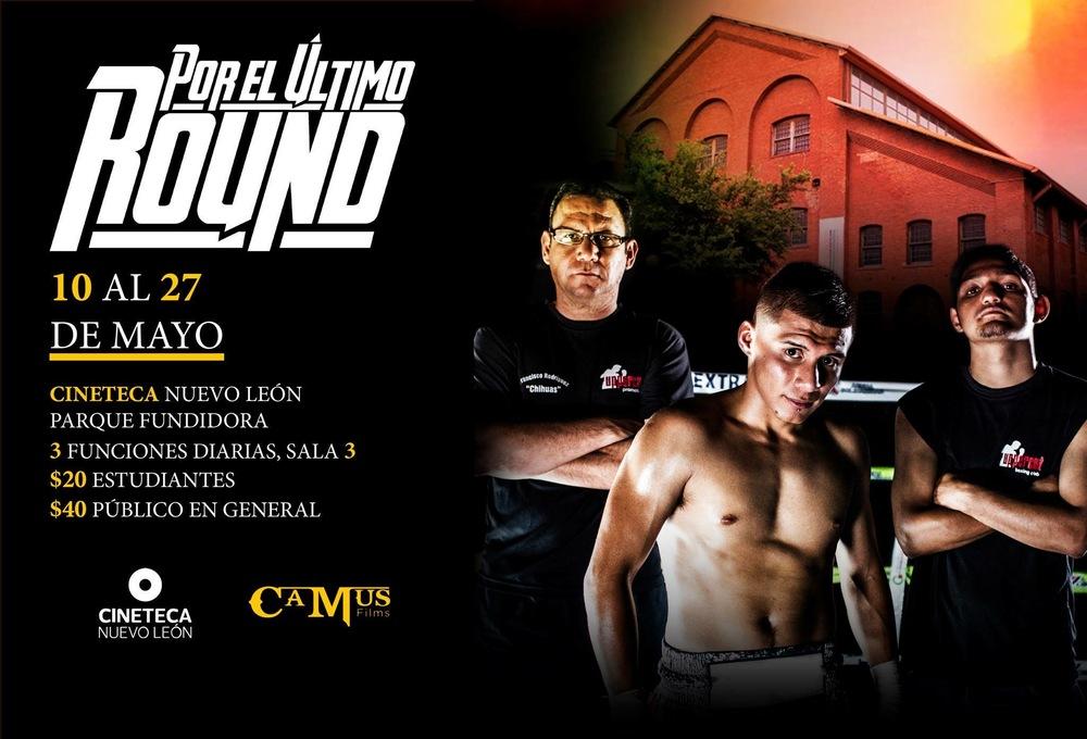 10 al 27 de Mayo CINETECA NL Parque Fundidora