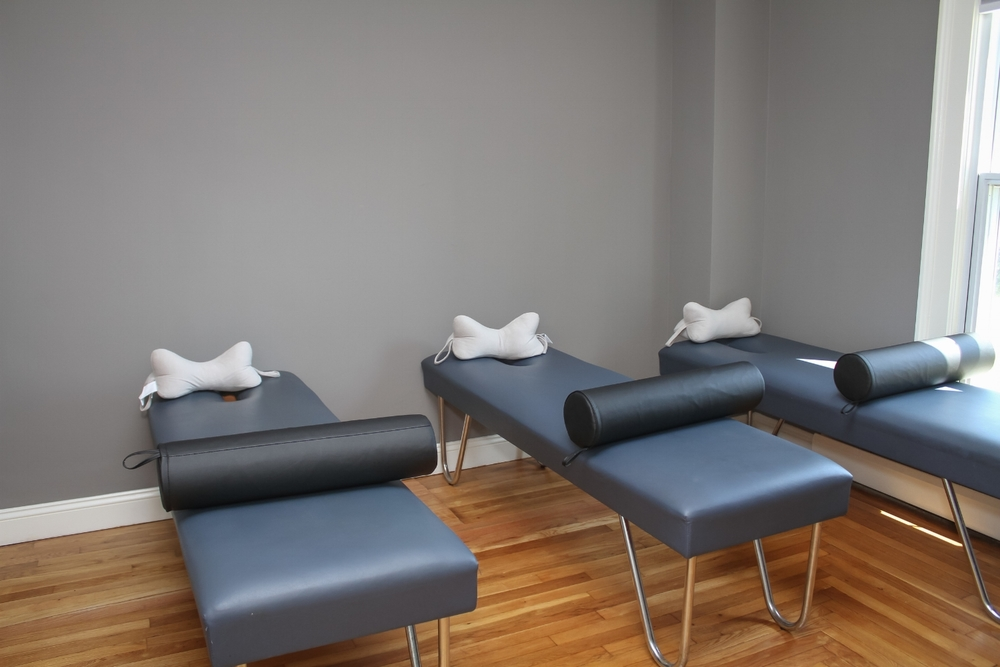 Wolfe Family Chiropractic Metamora resting area