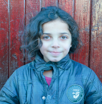 Mirela Lucaciu   Age 7