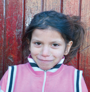 Natalia Rezmives   Age 8