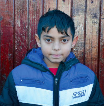 Sebastian Lacatus   Age 9