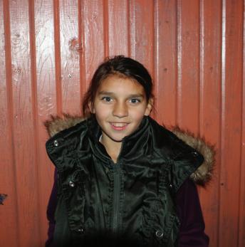 Ana Stoie Age 13