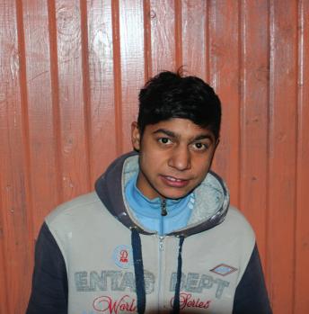 Calin Lacaciu   Age 16