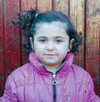 Carla Lucaciu   Age 6