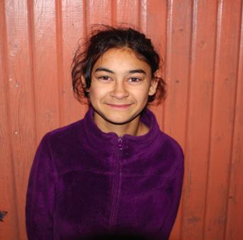 Rosalinda Lingurar   Age 14