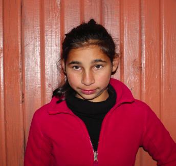 Samuela Lucaciu   Age 13