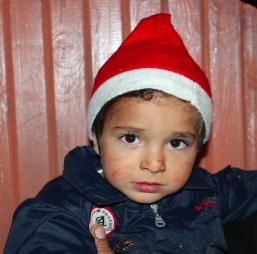 Sebastian Sava   Age 4