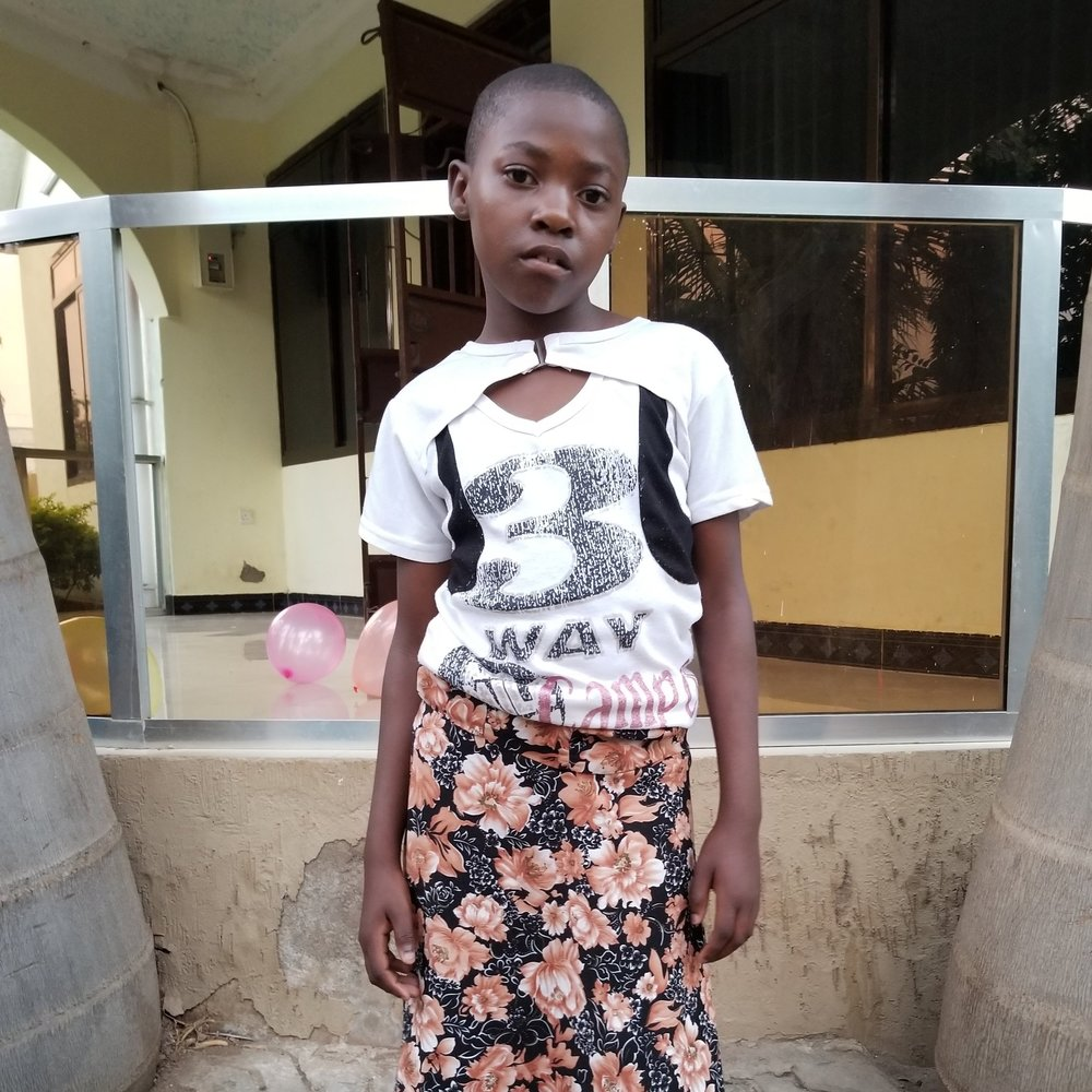 Kalekwa Said Matongo   Age 10