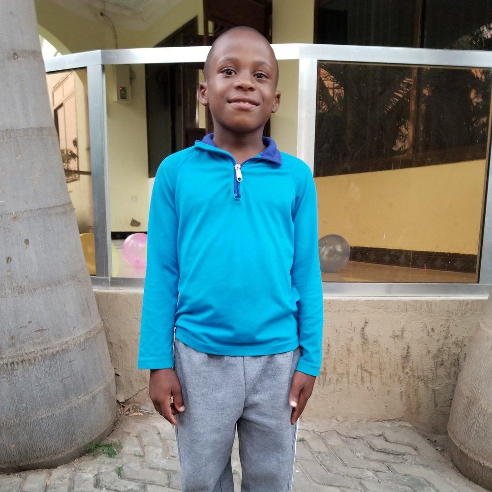 Habili Ernest Nicodem   Age 8