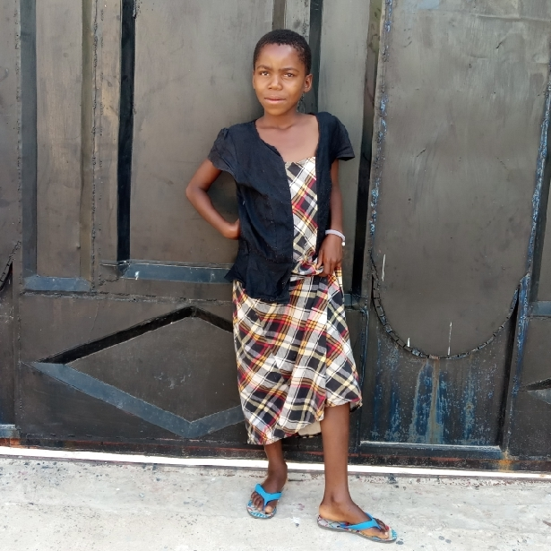 Elizabeth Dominic Kulwa   Age 10