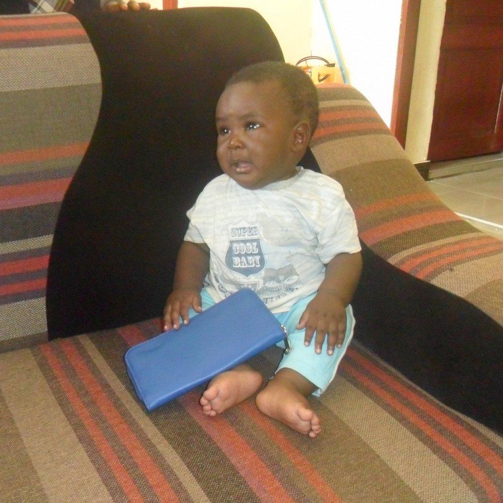 Blessing Shukurani Herman   Age 1