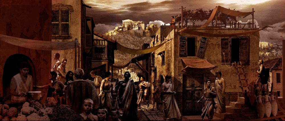 JAMES HEGEDUS - 300 BATTLE OF ARTEMESIA