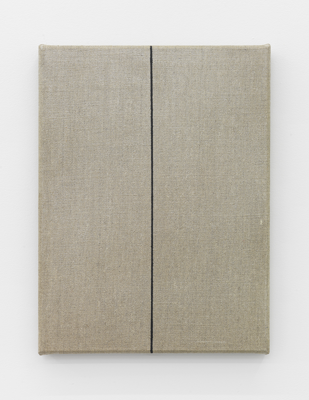Dana Powell Linen Lift, 2016 Oil on linen 12 x 9 inches