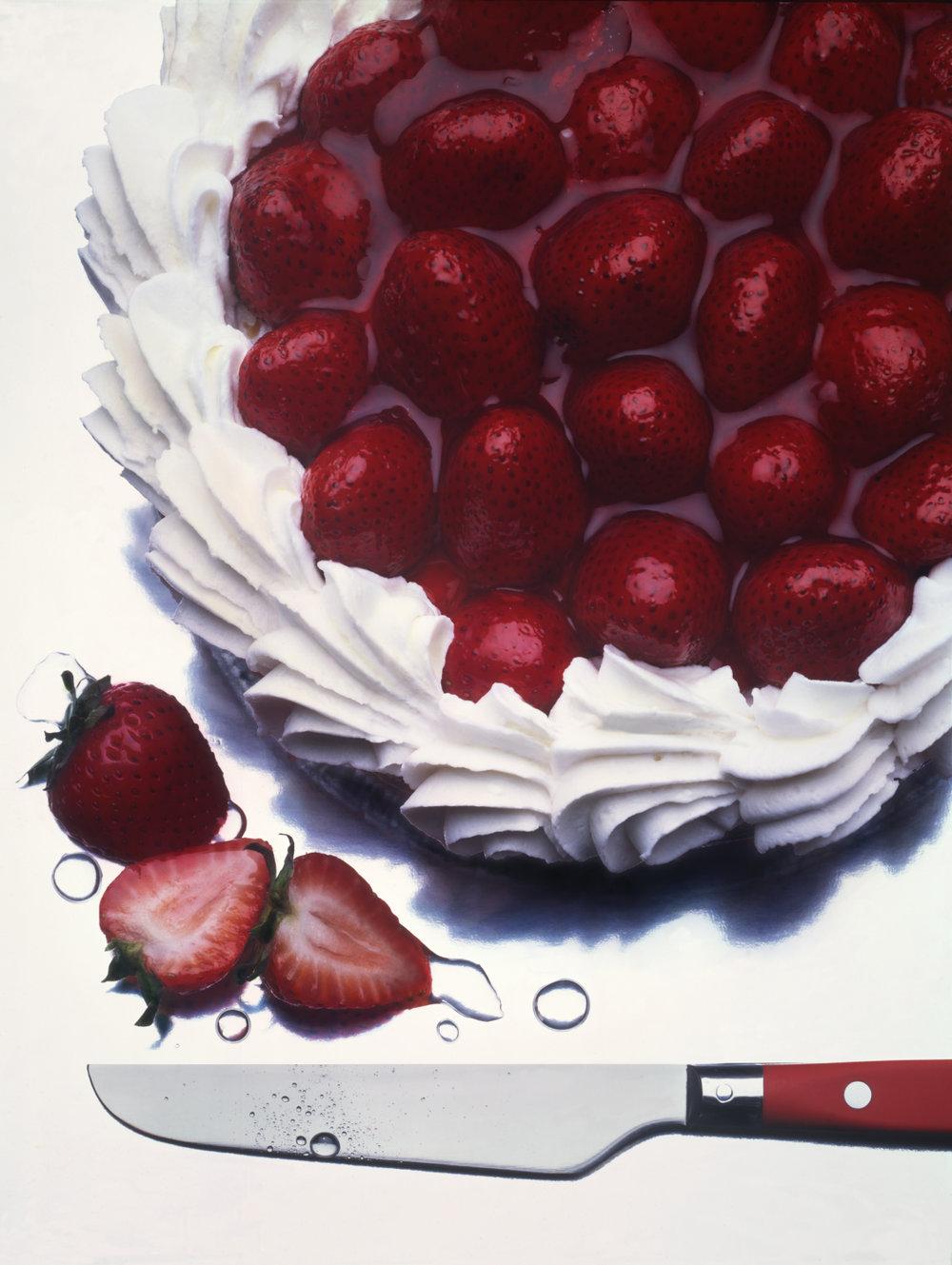 Strawberry Cake - 1987