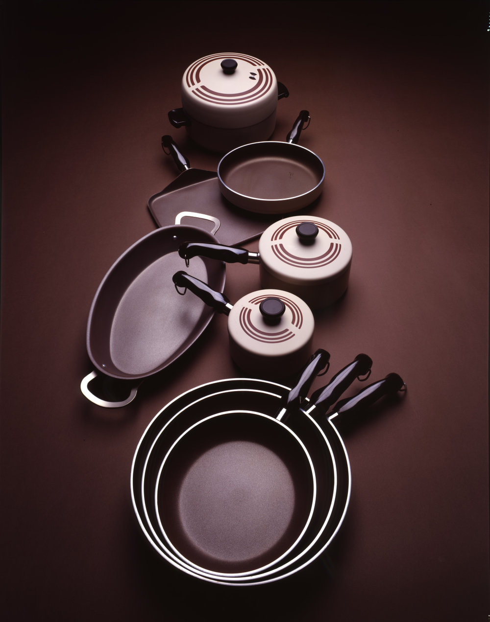 Pots and Pans  - 1980