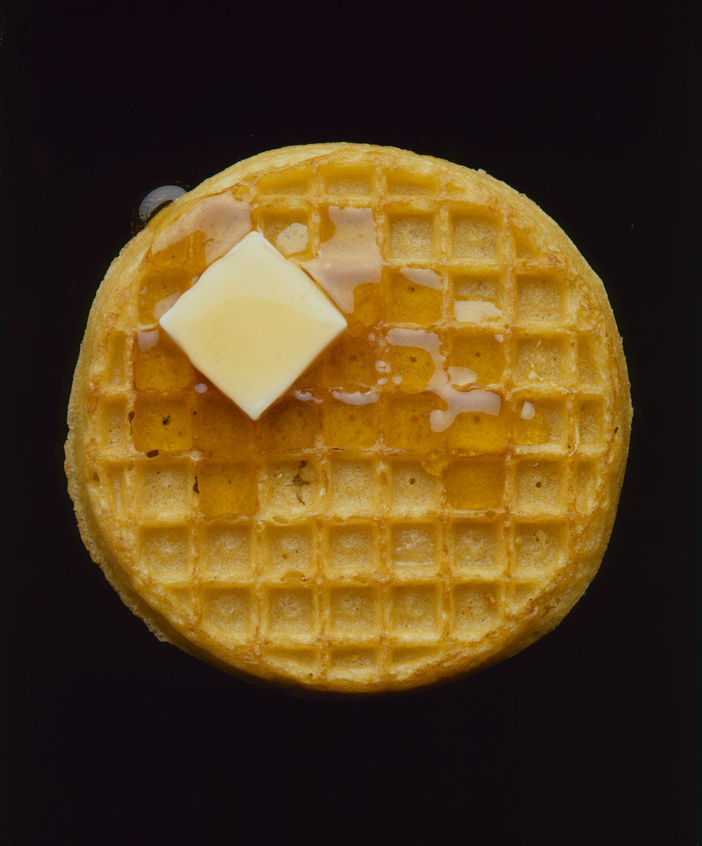 Buttered Waffle - 1990