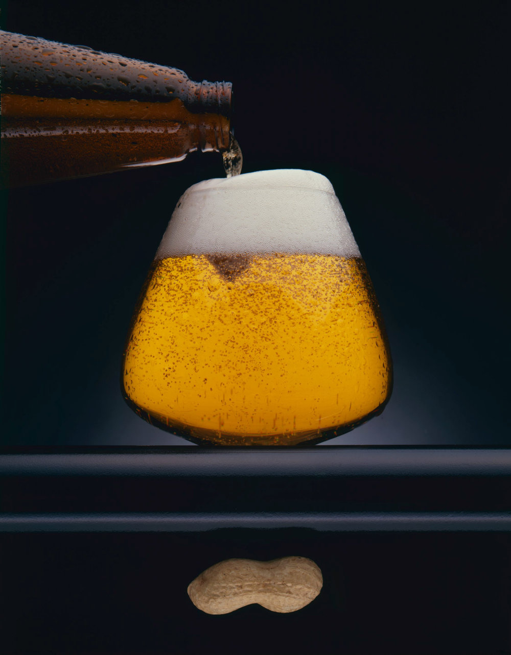 Beer and Peanut  - 1985