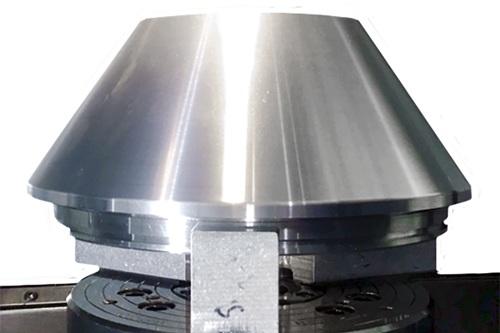 cnc machined part - angle one