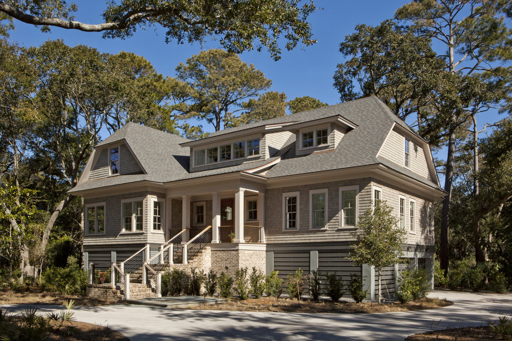 Low Oak Woods Road - Kiawah Island