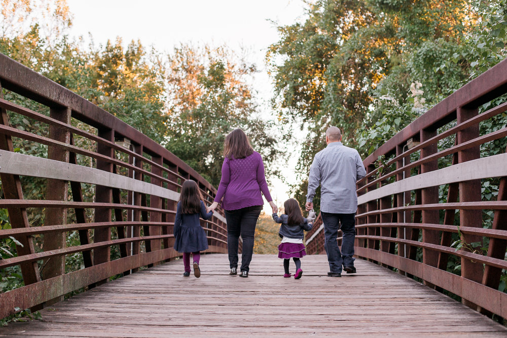 Fun Family of Four Photos | Sugarland TX