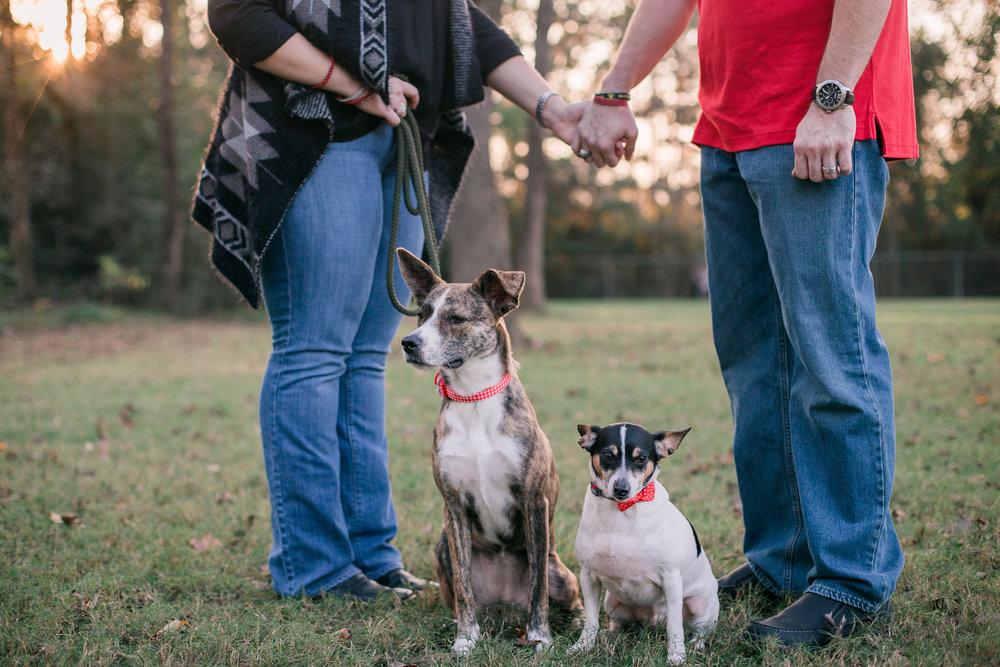 Family with Pets Photos | Houston TX