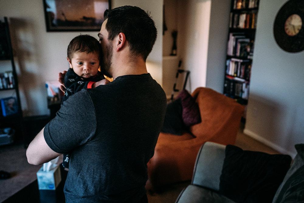 Documentary Family Photographer in Houston - Carter Newborn-09934.jpg