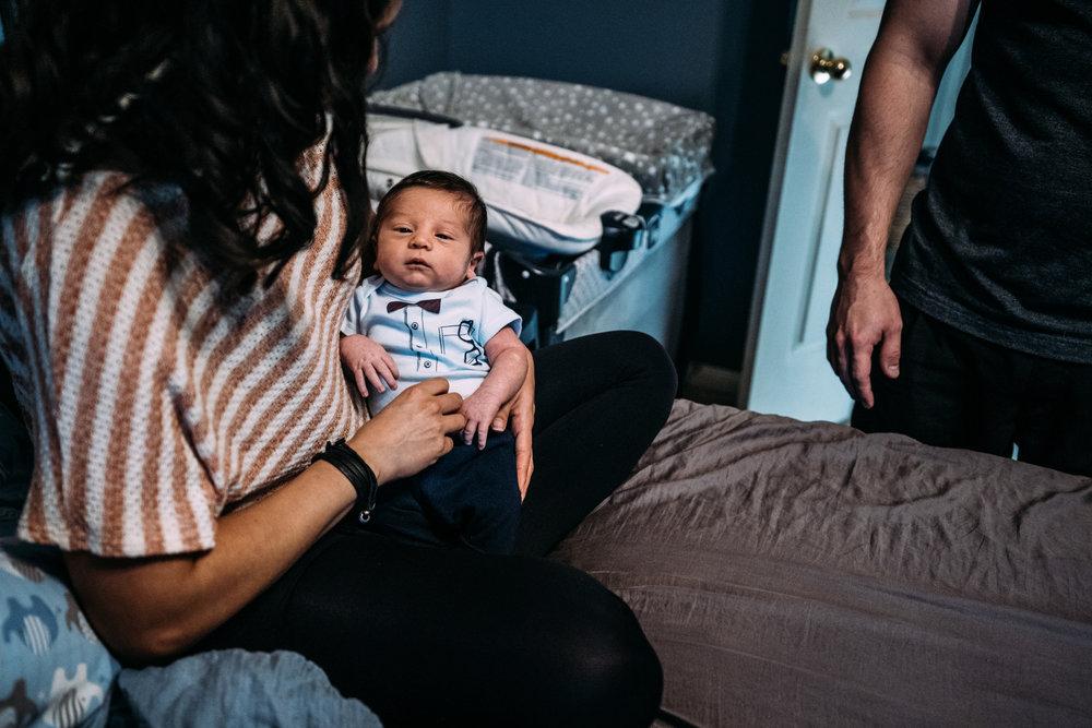 Documentary Family Photographer in Houston - Carter Newborn-00035.jpg