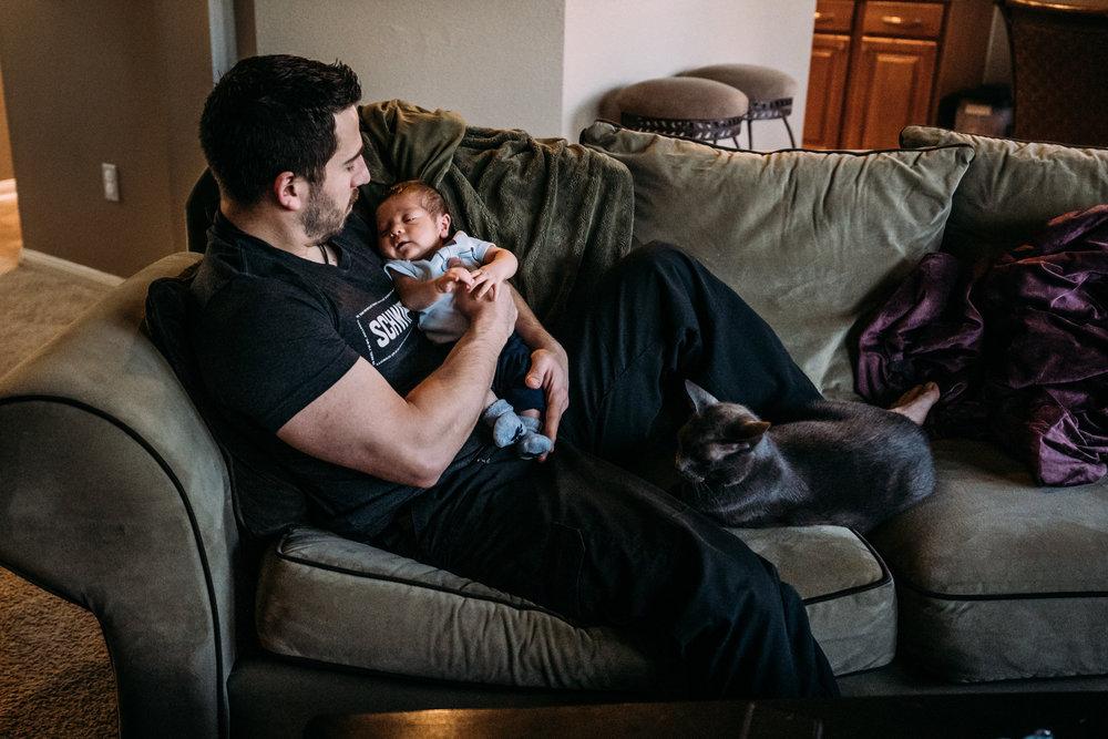 Documentary Family Photographer in Houston - Carter Newborn-00101.jpg