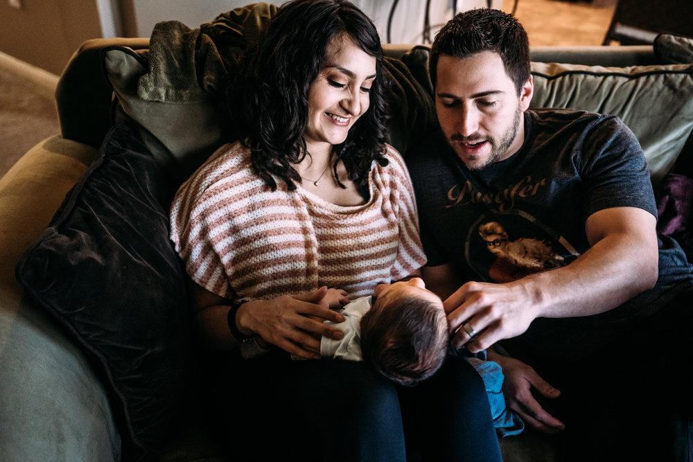 Documentary Family Photographer in Houston - Carter Newborn-00366.jpg