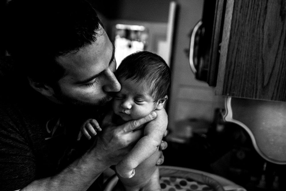 Documentary Family Photographer in Houston - Carter Newborn-00739.jpg