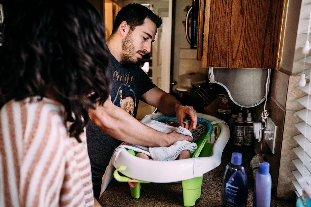 Documentary Family Photographer in Houston - Carter Newborn-00732.jpg