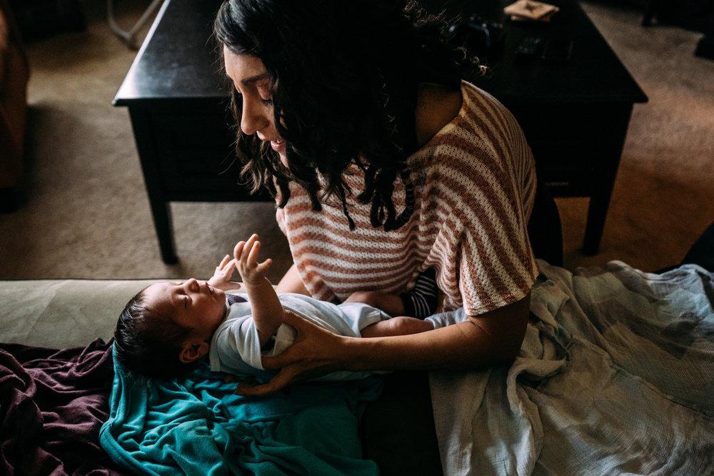 Documentary Family Photographer in Houston - Carter Newborn-00901.jpg