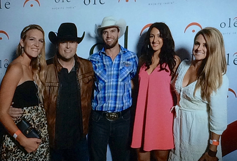 CCMA '15 Ole Industry Party with Gord Bamford (Halifax, NS)