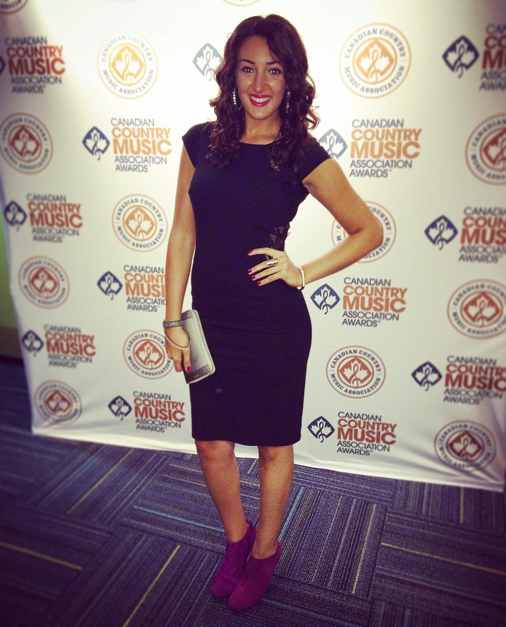 CCMA '15 Gala Awards (Halifax, NS)